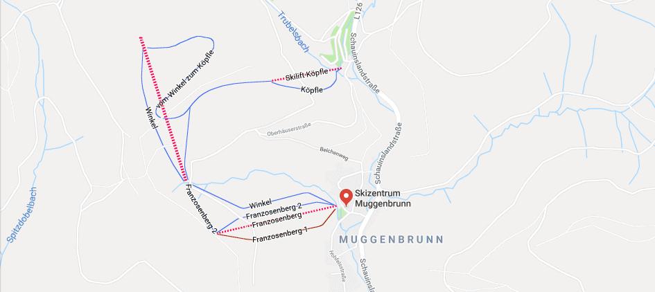 skigebiet muggenbrunn